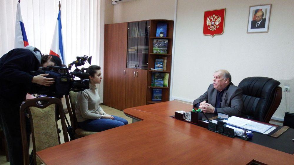 Игорь Вайль: Крым полностью обеспечен водными ресурсами для прохождения отопительного сезона