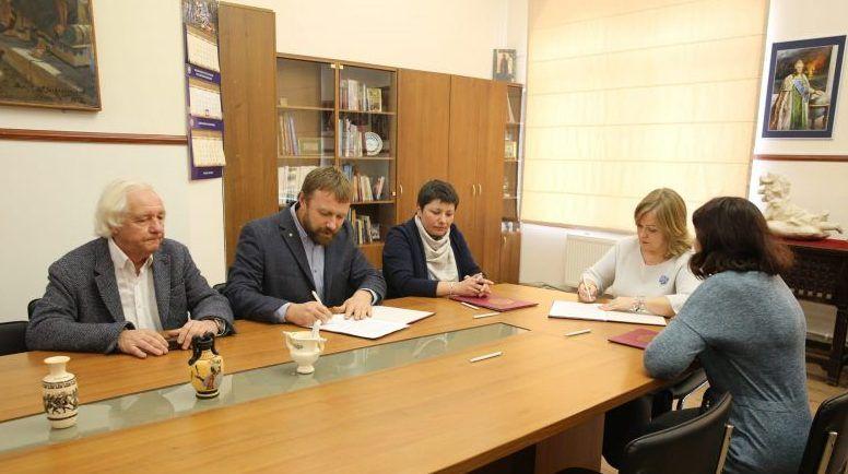 Херсонес будет сотрудничать с крымскими музеями-заповедниками и фондом «Наследие тысячелетий»