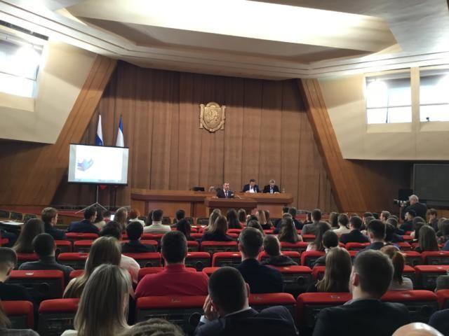 Стартовала работа Молодежного парламента второго созыва