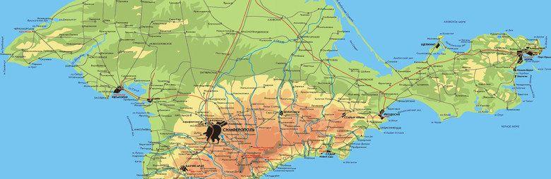 В Севастополе одобрили законопроект об определении границы с Крымом