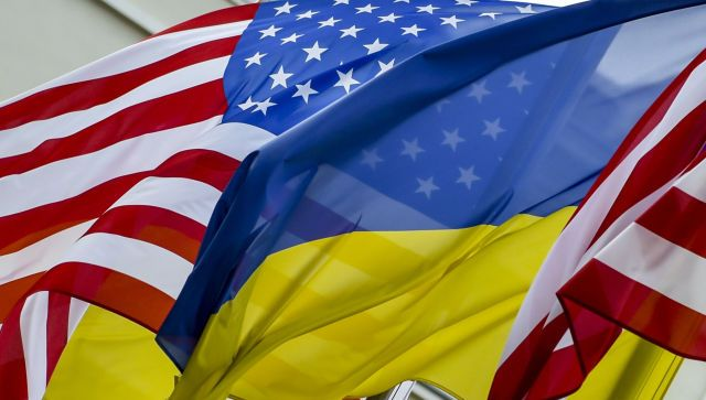 Киев попросил помощи США в информационной войне за Крым