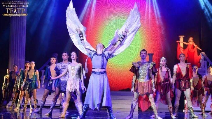 Гастроли Государственного академического музыкального театра Республики Крым пройдут в Новороссийске
