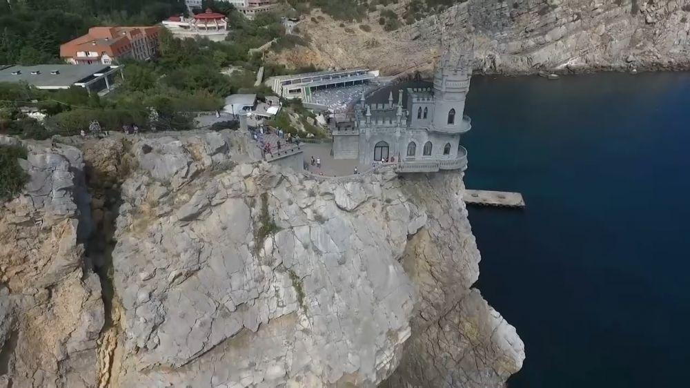 Крым завораживает и вдохновляет