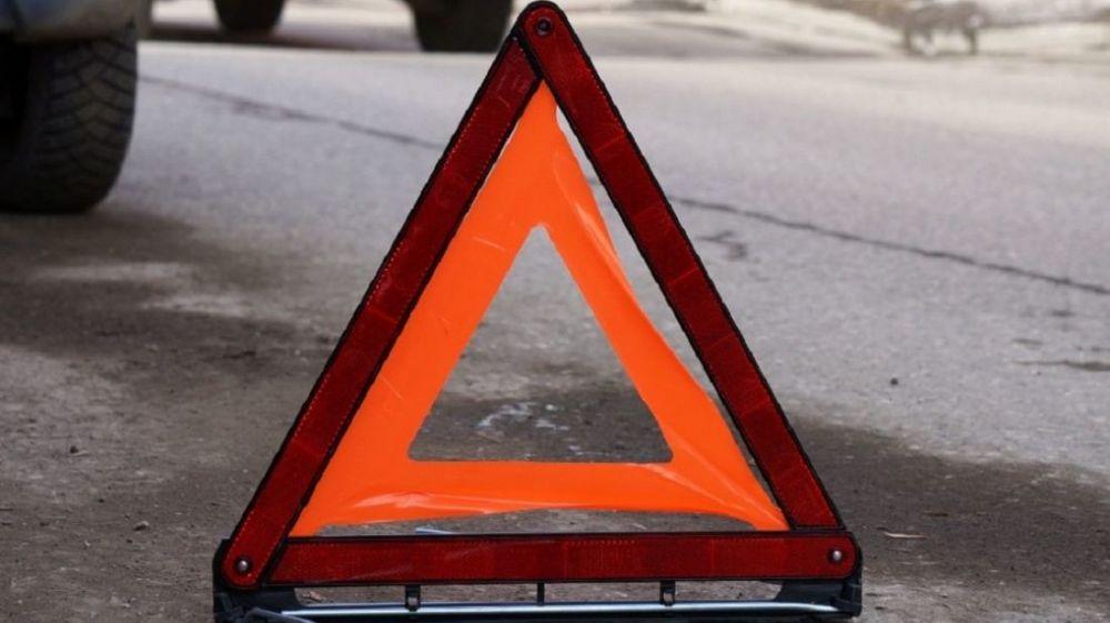 Сотрудники МЧС ликвидировали последствия ДТП в городском округе Ялта