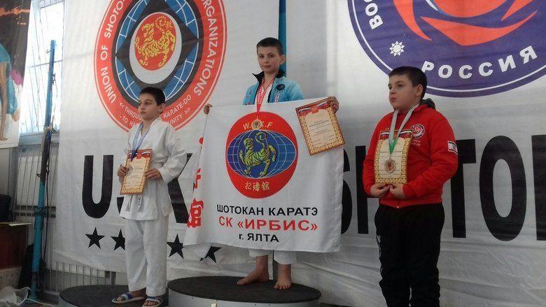 Ялтинские каратисты завоевали 27 медалей Чемпионата Крыма по Восточному боевому единоборству