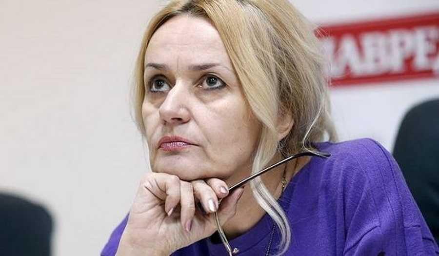 Фарион угрожает жителям Донбасса пожизненным заключением