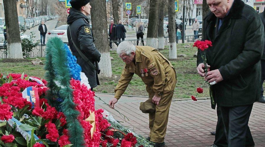 Аксёнов назвал советские войска в Афганистане первыми борцами с международным терроризмом