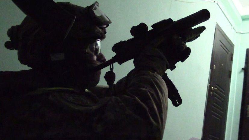 ФСБ пресекла деятельность нарколаборатории в Крыму