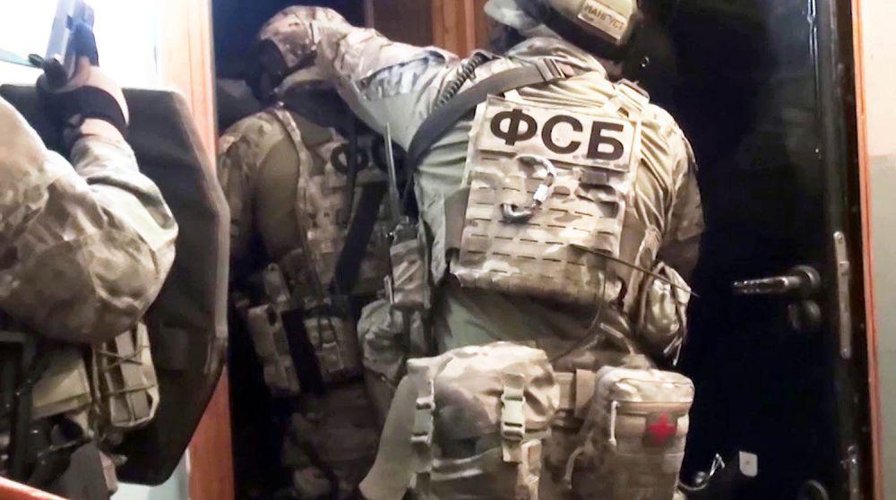 ФСБ взяла штурмом нарколабораторию в Симферополе