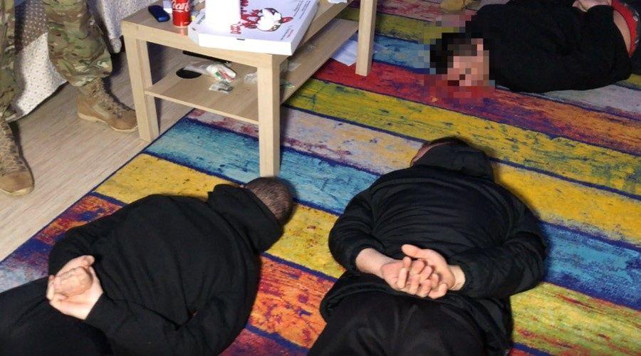 ФСБ выявила крупную нарколабораторию в Симферополе