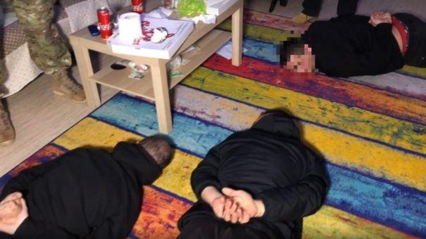В Симферополе ФСБ ликвидировала крупную нарколабораторию