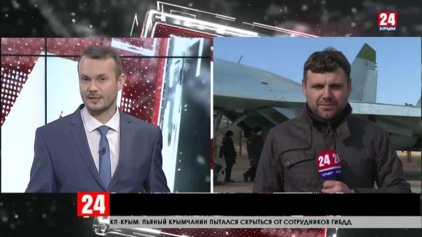 """Военно-историческая реконструкция """"Мы уходим"""" проходит в Севастополе"""