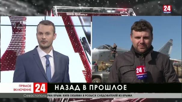Военно-историческая реконструкция в Севастополе посвящена выводу советских войск из Афганистана