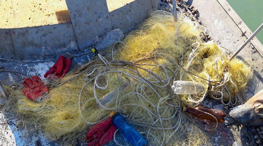 Задержанные украинские браконьеры признали свои нарушения в Азовском море