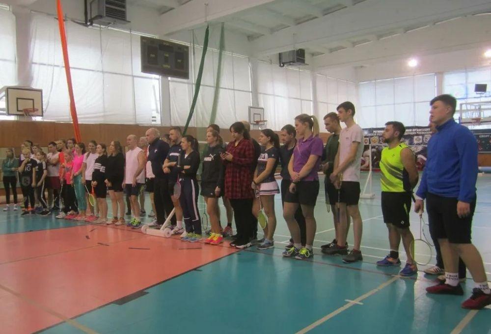 Чемпионат Крыма по бадминтону прошёл в Евпатории