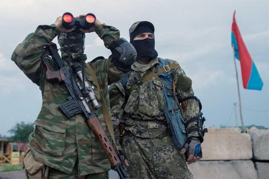 За Донбасс решают другие. Но разве это не закономерно?!