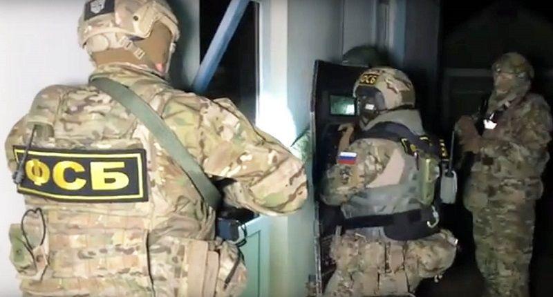 В Черноморском районе Крыма задержан украинский боевик – боец нацбата