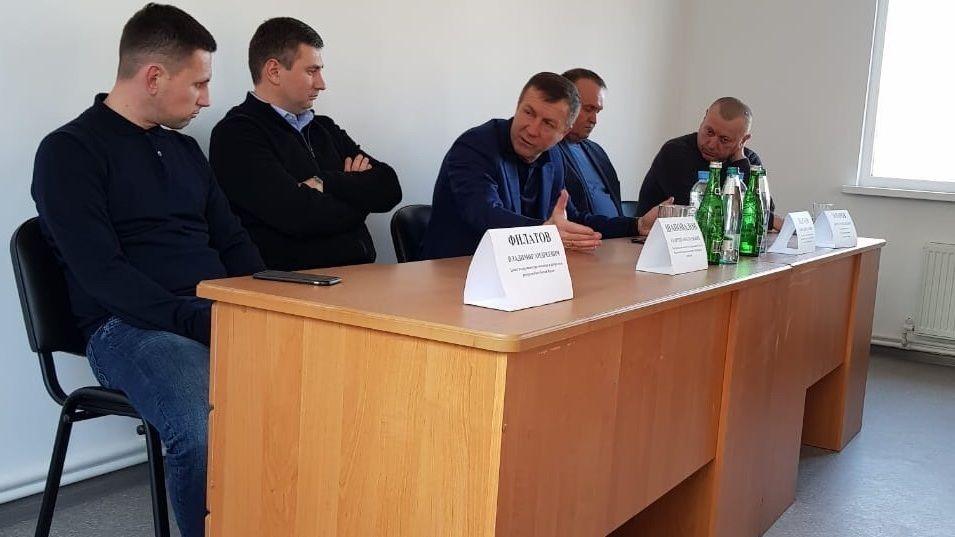 Геннадий Нараев провел рабочую встречу с трудовым коллективом ГАУ РК «Раздольненское лесоохотничье хозяйство»