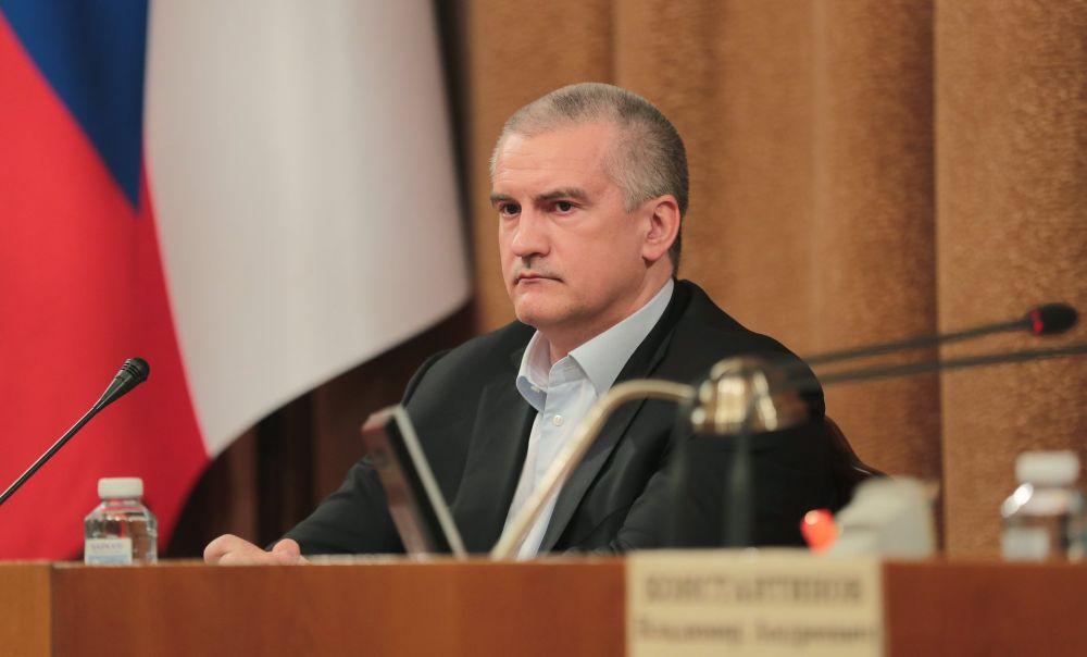 Рассмотрение проблем в Крыму не должно занимать больше трех дней, — Аксёнов