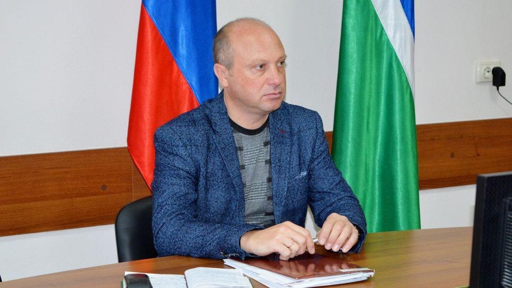 Под председательством Андрея Сорокина состоялось заседание комиссии по правоохранительной деятельности