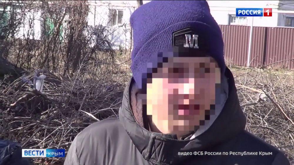 Эксклюзивные подробности задержания несостоявшихся террористов в Керчи