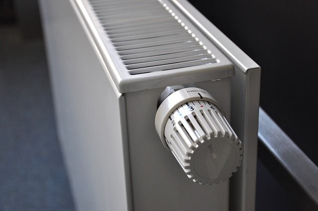 В системах отопления в Симферополе стали использовать меньше воды