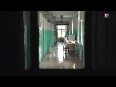 Продолжается ремонт севастопольской инфекционной больницы (СЮЖЕТ)