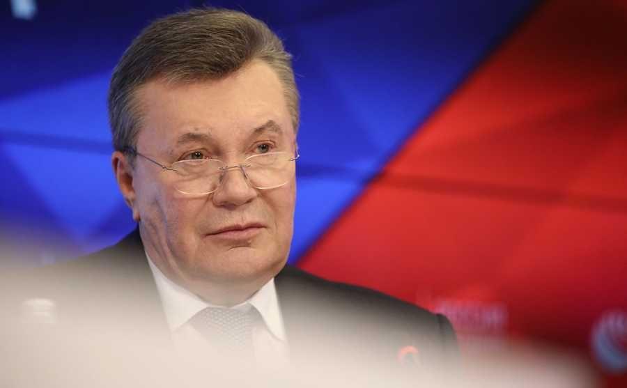 Что Янукович думает о Зеленском