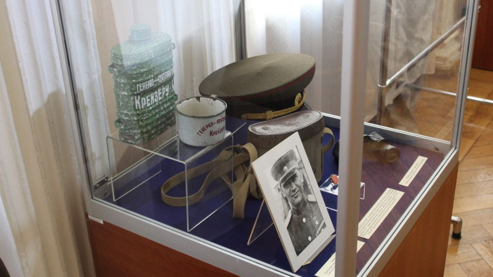 Выставка «Великая Отечественная война в Крыму: люди и события» открыта в Центральном музее Тавриды