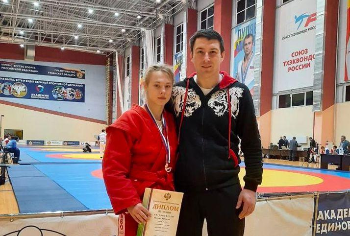 Самбистка из Керчи выступит на Первенстве Европы в Болгарии