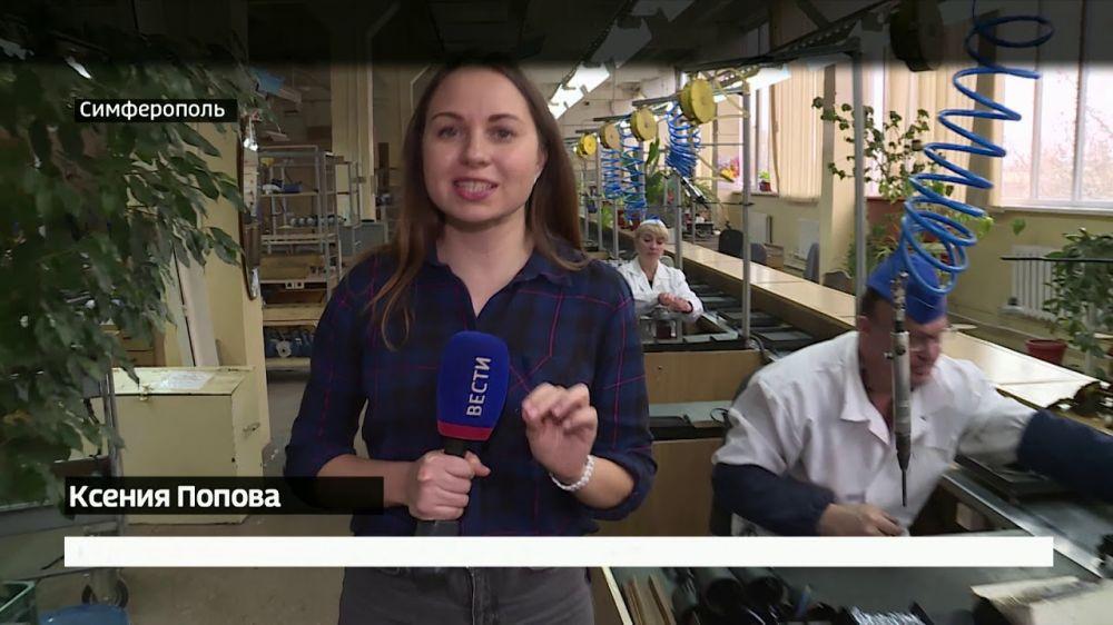 """Завод """"Фиолент"""" повышает производительность труда"""