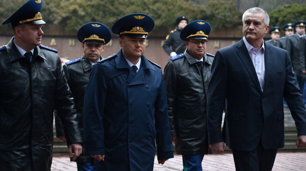 Под руководством Генпрокурора РФ Игоря Краснова в Крыму обсудили проблемы малого и среднего бизнеса