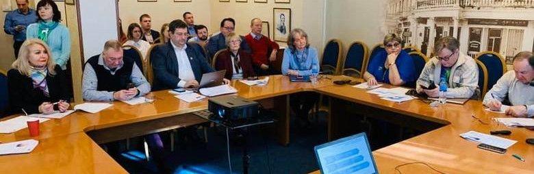 В Ялте впервые прошла ежегодная конференция «Сабуровские чтения»