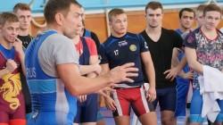 В Алуште совместно тренируются борцы из России, Швеции, Израиля и Нидерландов