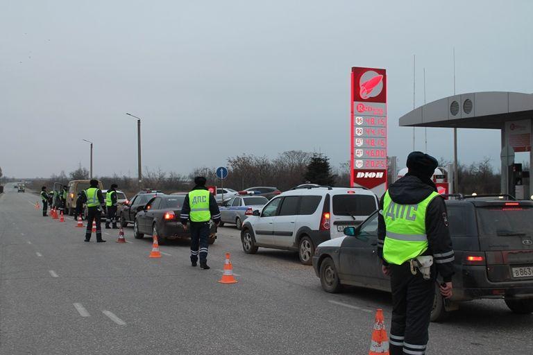 В Евпатории стартовало профилактическое мероприятие «Нетрезвый водитель»