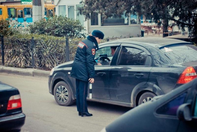 ГИБДД устроила сюрприз ялтинским водителям