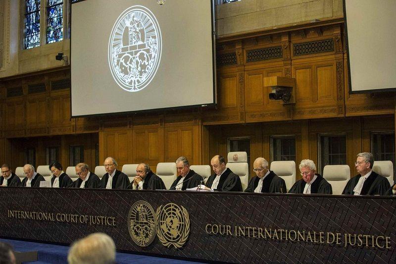 Киев через суд в Гааге пытается вернуть контроль над Крымом