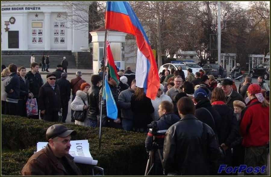 Хроника Русской весны: 1 – 21 февраля 2014