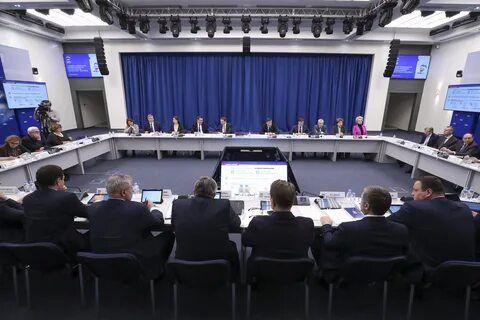 «Единая Россия» провела заседание Оргкомитета «Наша Победа»