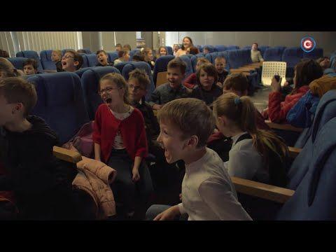 Для севастопольских школьников в Кванториуме прошла интеллектуальная игра «Кванто-квиз» (СЮЖЕТ)
