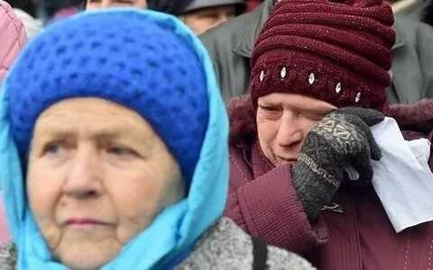 Власти Украины предупредили граждан о снижении пенсий