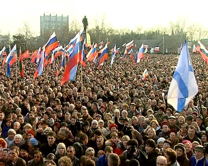 Как началась Русская весна в Севастополе