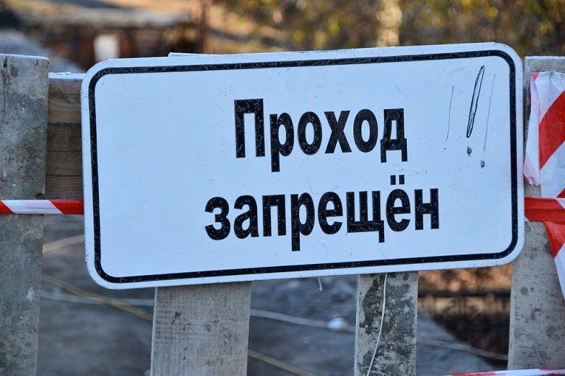 В Симферополе продолжают ремонтировать мост на улице Гагарина