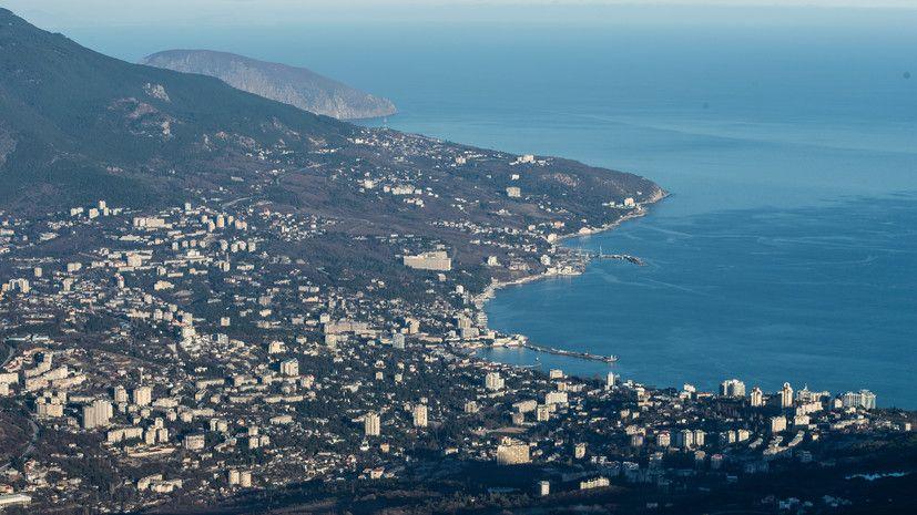В Крыму рассказали об устранении последствий урагана