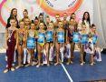 В Евпатории прошли Республиканские соревнования по по художественной гимнастике