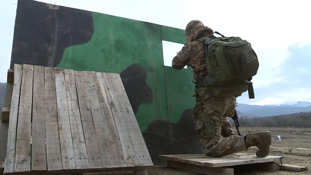 На Черноморском флоте определили «Отличников войсковой разведки»