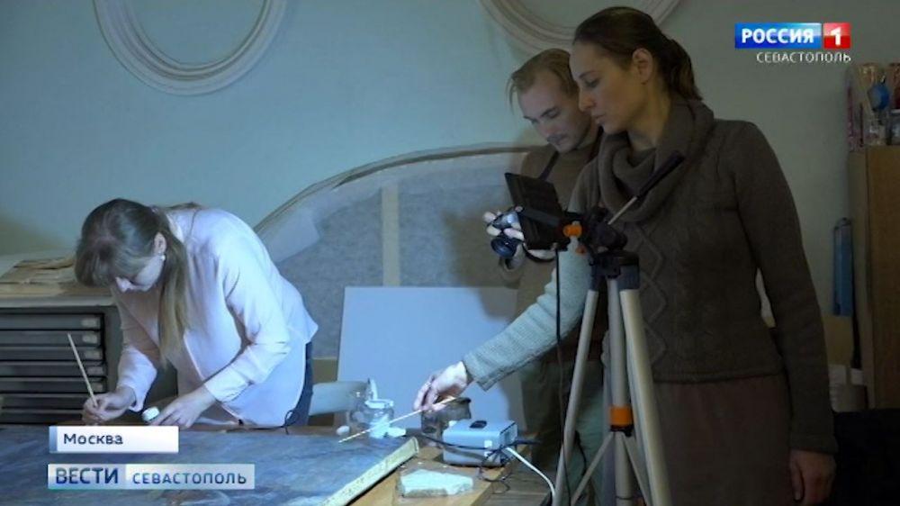 Фрагменты панорамы «Оборона Севастополя» вернутся на Исторический бульвар в мае