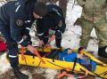 Жительница Ялты получила тяжелые травмы, катаясь на сноутюбе