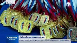 Кубок Белогорского р-на