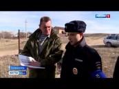 Полицейский рейд прошёл по заброшенным строениям Симферополя